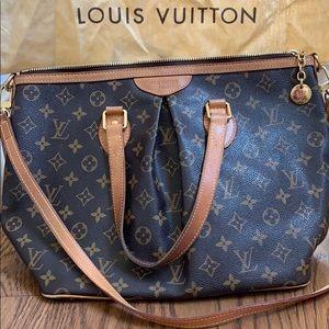 Louis Vuitton AUTHENTIC  Palermo Canvas PM bag.